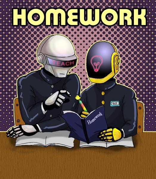 daft homework